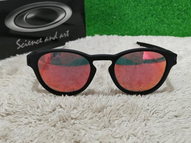 6b342ede3 Óculos Oakley Latch lente vermelha - Bijouterias, relógios e ...