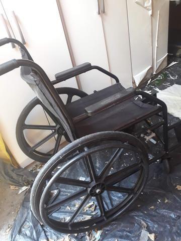 534af7cf5 Cadeira de Rodas Simples Prolife PL001 - Beleza e saúde - Vila ...