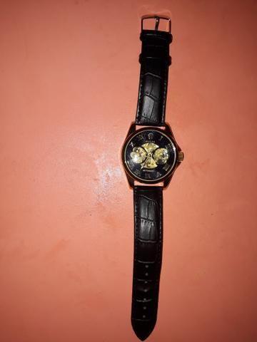 Vendo relógio Rolex automático original novo. aceito cartão