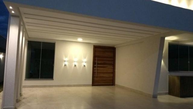 Samuel Pereira oferece: Casa Nova Moderna Sobradinho Alto da Boa Vista 3 suites - Foto 6