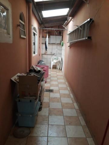 Excelente casa 2 quartos, garagem 3 carros, base para sobrado Riacho Fundo II - Foto 15