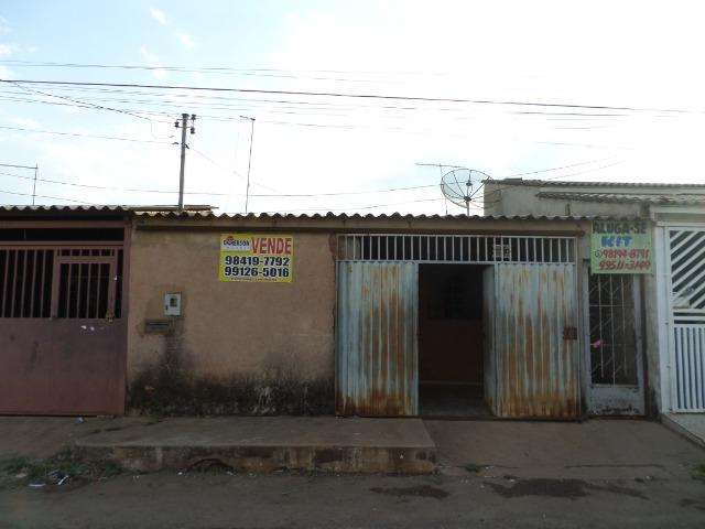 Casa 3 qts QNP 27 (aceita Proposta) Próx Borracharia Vitória - CEI -DF