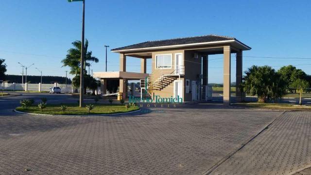 Terreno à venda, 556 m² por r$ 97.500 - condomínio terras bahia - teixeira de freitas/ba - Foto 12