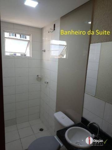 Apartamento à venda, 58 m² por r$ 120.000,00 - jardim suíço - anápolis/go - Foto 8
