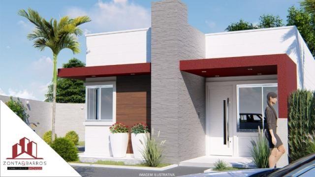 Casa à venda com 3 dormitórios em Gralha azul, Fazenda rio grande cod:CA00106 - Foto 4