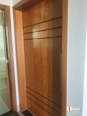 Casa com 3 dormitórios à venda, 234 m² por r$ 550.000,00 - residencial portal do cerrado - - Foto 9