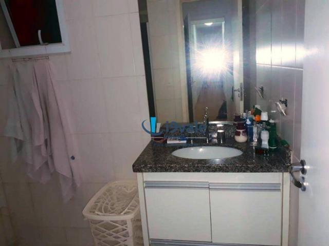 Excelente oportunidade - apartamento com 4 dormitórios à venda, 132 m² - jardim das indúst - Foto 4