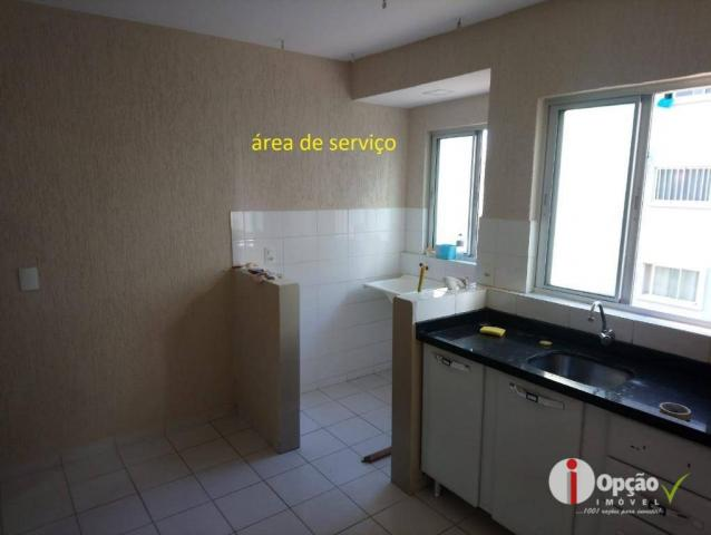 Apartamento à venda, 58 m² por r$ 120.000,00 - jardim suíço - anápolis/go - Foto 4