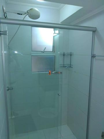 Nova Mogi I - Apartamento com 2 dormitórios à venda, 58 m² por R$ 265.000 - Mogi Moderno - - Foto 9