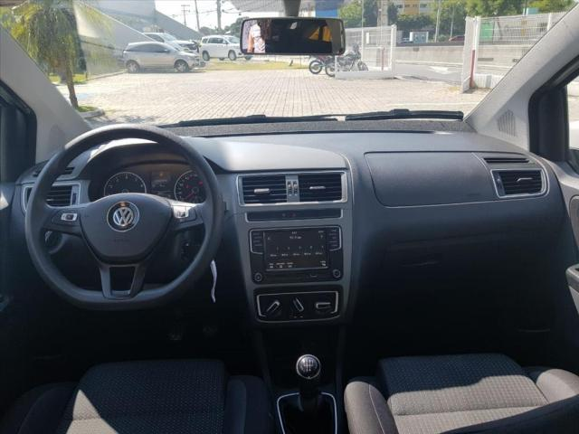 VOLKSWAGEN FOX 1.6 MSI TOTAL FLEX CONNECT 4P MANUAL - Foto 6