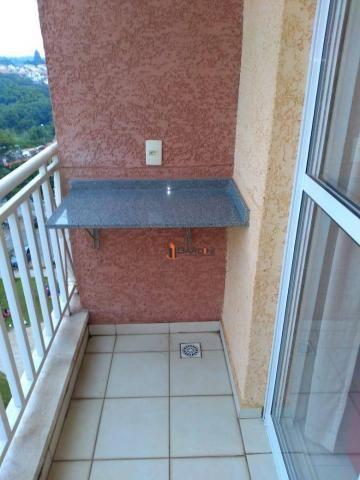 Nova Mogi I - Apartamento com 2 dormitórios à venda, 58 m² por R$ 265.000 - Mogi Moderno - - Foto 10