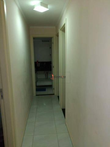 Nova Mogi I - Apartamento com 2 dormitórios à venda, 58 m² por R$ 265.000 - Mogi Moderno - - Foto 11