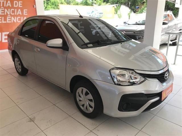 TOYOTA ETIOS 2018/2019 1.5 X PLUS SEDAN 16V FLEX 4P AUTOMÁTICO - Foto 2