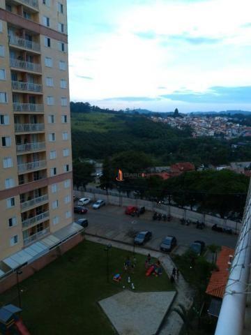 Nova Mogi I - Apartamento com 2 dormitórios à venda, 58 m² por R$ 265.000 - Mogi Moderno -