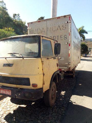 Caminhão Fiat bau - Foto 8