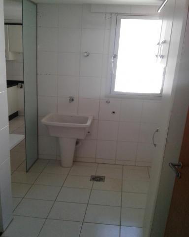 Apartamento com 4 quartos com 4 suítes - vista livre e sol da manha - Foto 19