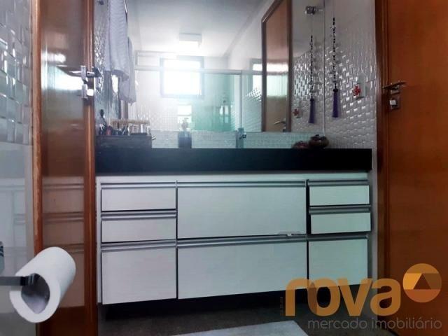 Apartamento à venda com 3 dormitórios em Setor bueno, Goiânia cod:NOV235797 - Foto 17