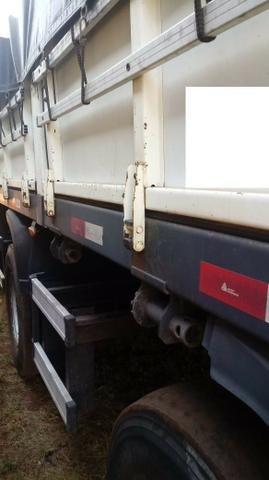 Carreta graneleira vanderleia marca fachini 14,5 metros ano 12/13 - Foto 3