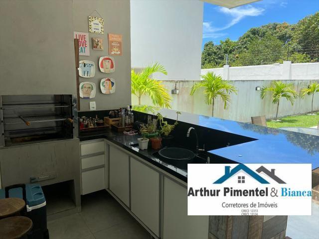 4 Suítes Alphaville Litoral Norte 1 Piscina e Área gourmet privativa - Foto 6