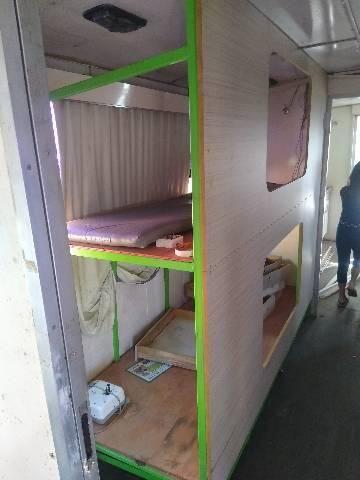 Ônibus motorhome motor-casa rodeio aceito trocas - Foto 3