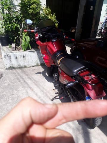 Vendo ou troco por moto menor - Foto 4