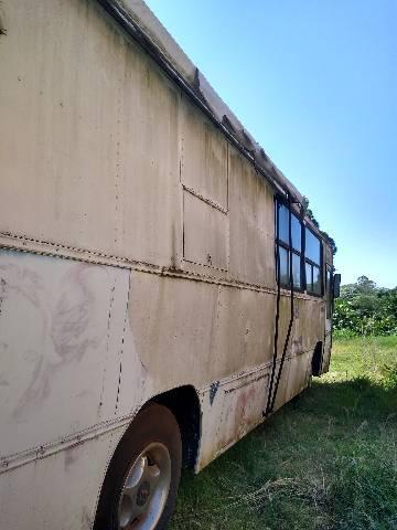 Ônibus motorhome motor-casa rodeio aceito trocas - Foto 15
