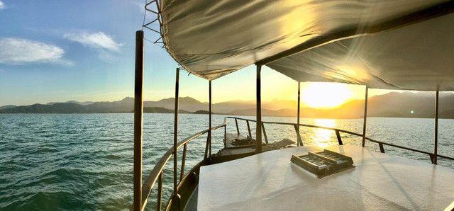 Barco Traineira 34 pés - Foto 18