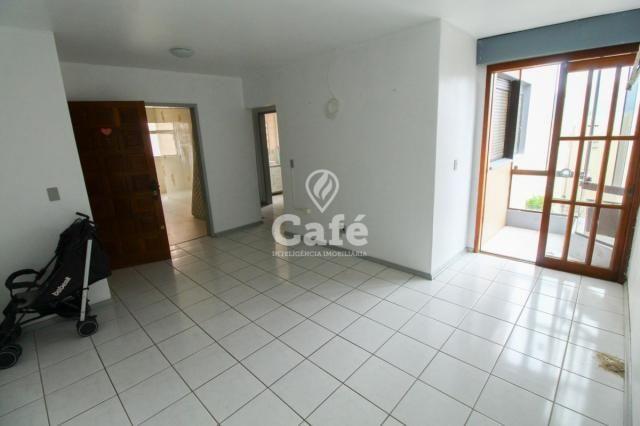 Apartamento à venda com 2 dormitórios em Nossa senhora do rosário, Santa maria cod:2798 - Foto 2