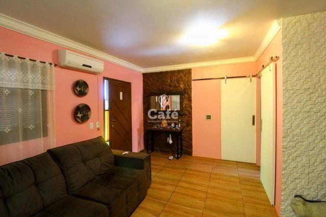 Linda casa com 2 dormitórios, garagem, destinada a quem procura por segurança - Foto 5
