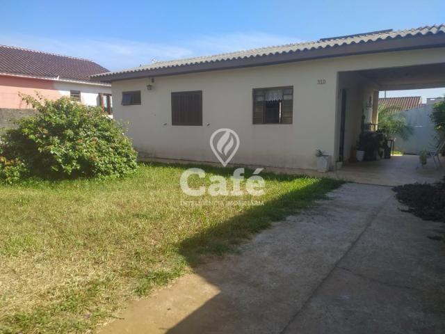 Casa à venda com 1 dormitórios em Pinheiro machado, Santa maria cod:2862