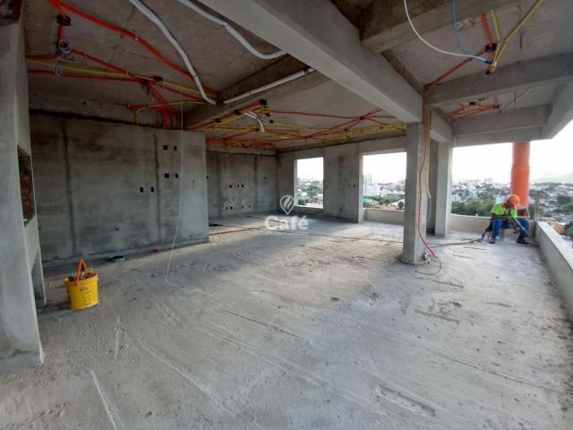 Residencial Fiorello amplo apartamento com 3 suíte, 3 garagens, alto padrão em Santa Maria - Foto 5
