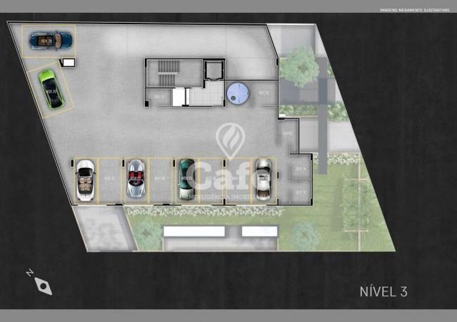 Torre de Elohim, bairro centro, apartamentos e duplex, 3 dormitórios - Foto 11