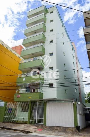 Apartamento à venda com 2 dormitórios em Nossa senhora de fátima, Santa maria cod:0541 - Foto 2