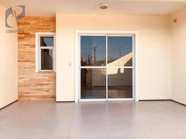 Casa à venda, 107 m² por R$ 310.000,00 - São Bento - Fortaleza/CE - Foto 3