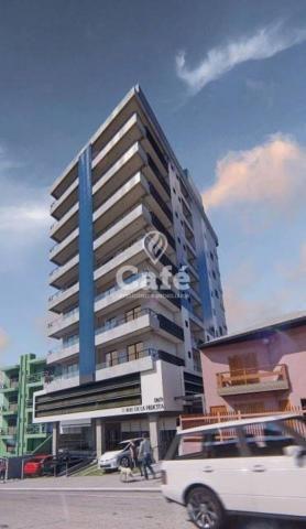 Apartamento, Edifício Torre Della Felicita, 2 dormitórios, garagem