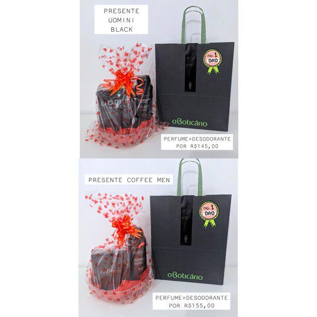 Presente e Kits - O Boticário e Eudora - Foto 4