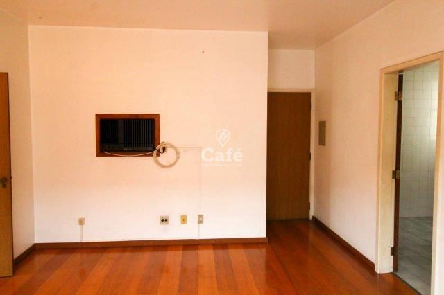 Apartamento com 3 dormitórios, sacada e 1 vaga de garagem - Foto 6