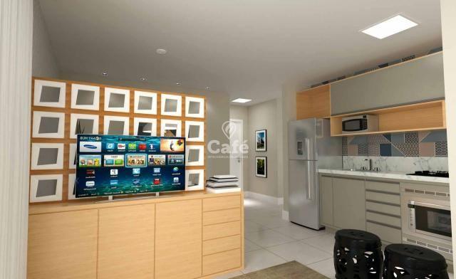 Apartamento de 2 dormitórios com suite e garagem no Centro de Santa Maria - Foto 5