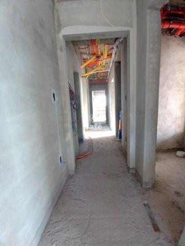 Residencial Fiorello amplo apartamento com 3 suíte, 3 garagens, alto padrão em Santa Maria - Foto 10