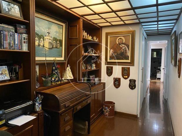 Apartamento à venda com 3 dormitórios em Barra da tijuca, Rio de janeiro cod:886847 - Foto 8