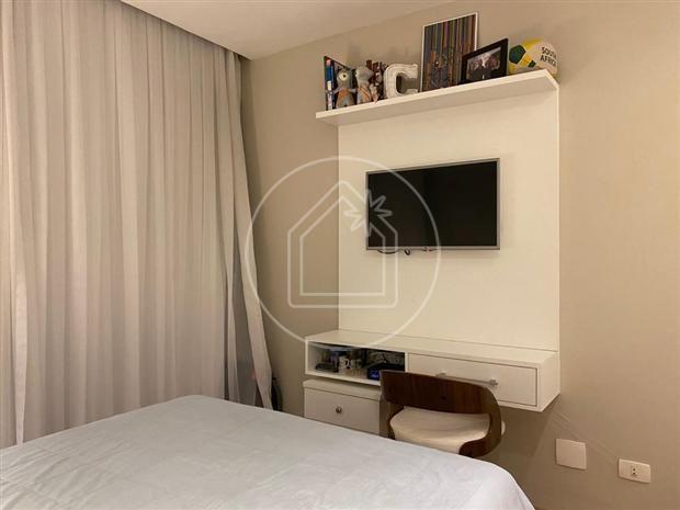 Apartamento à venda com 3 dormitórios em Barra da tijuca, Rio de janeiro cod:886847 - Foto 17