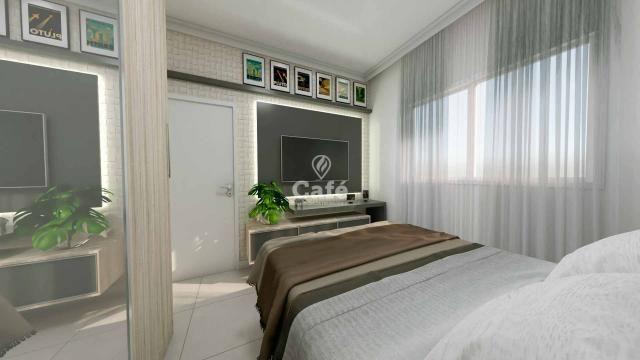 Apartamento de 1 dormitório com garagem no Centro de Santa Maria - Foto 7