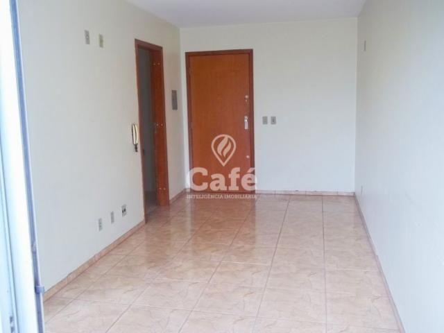 Apartamento à venda com 1 dormitórios em Centro, Santa maria cod:2224 - Foto 3