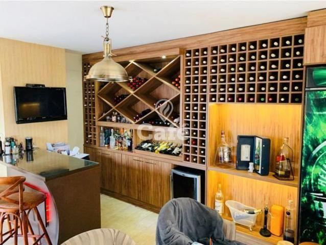 Residencial Hermitage, Cobertura 4 dormitórios, elevador, 2 garagens - Foto 6