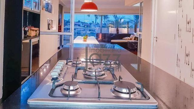 Maravilhoso apartamento com 4 dormitórios à venda, 240 m² por R$ 2.600.000 - Foto 15