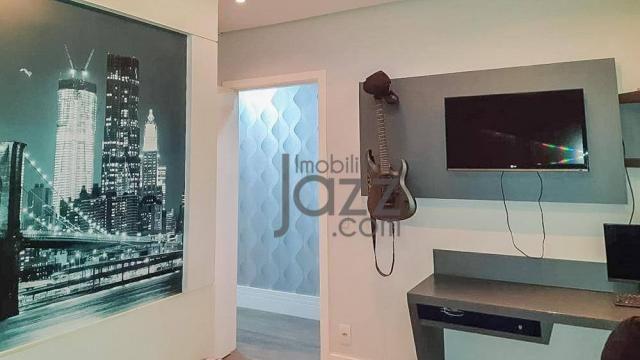 Maravilhoso apartamento com 4 dormitórios à venda, 240 m² por R$ 2.600.000 - Foto 18