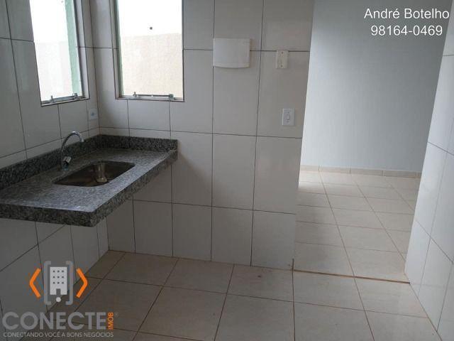 Casa de 2Q (1 suíte) em condomínio, Chácara São Pedro - Aparecida de Goiânia - Foto 6