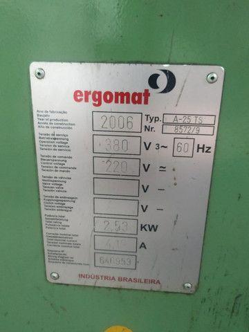 Torno Automático A 25 Ergomat -Com Aparelho Estrela - Foto 3