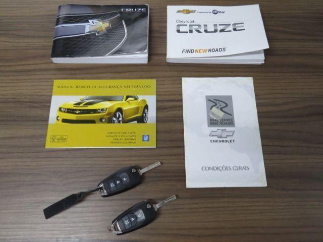 Cruze Sedan LT 1.4 Turbo Flex Aut 2017 - Foto 13