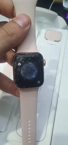 Apple Watch 4 de 40mm. Trincado  - Foto 4